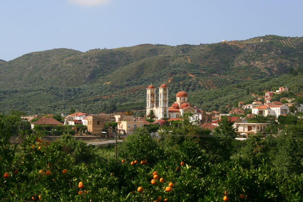 alikianos,Green Orange Villa, things to do